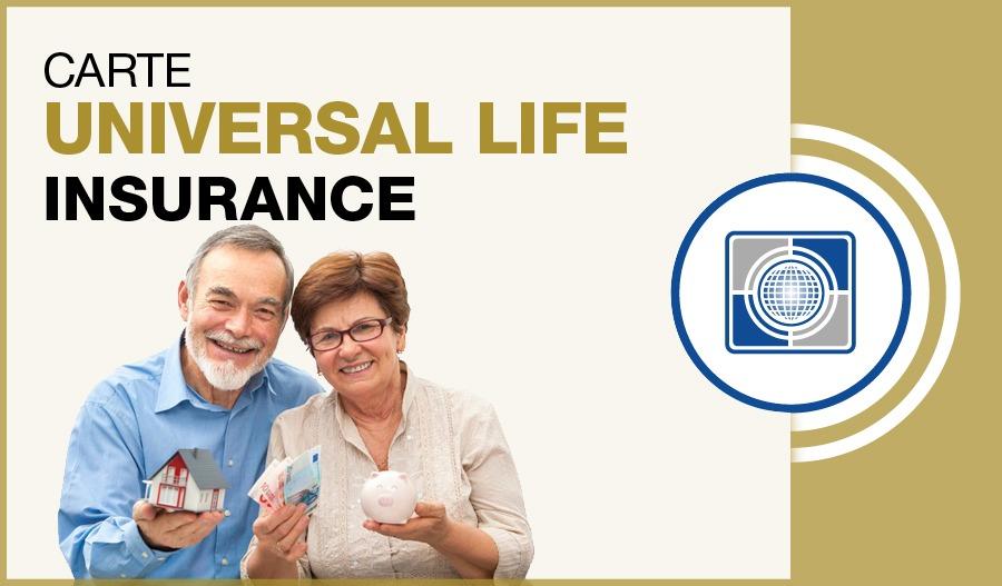 Carte Universal Life Insurance   Carte Wealth Management Inc.